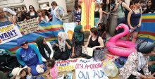 Fransa'da özgürlük, eşitlik kardeşlik sınavı