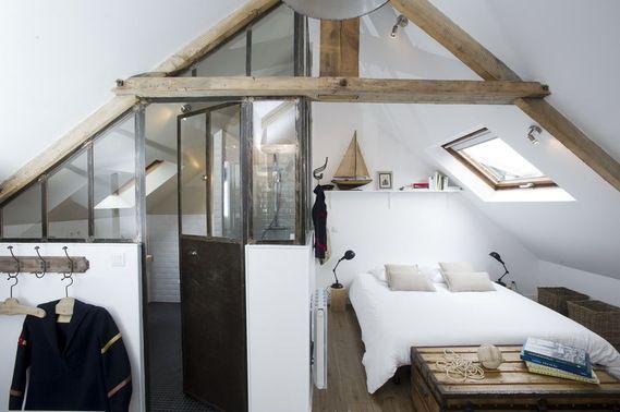 7 cloison verriere separation piece cuisine style atelier deco interieur 20 inspirations pour une cloison verrière
