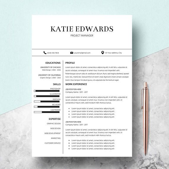 resume template cv template for ms word cover letter - How Do You Write A Cover Letter For A Resume