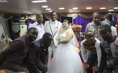 Afro-Chinese marriages boom in Guangzhou