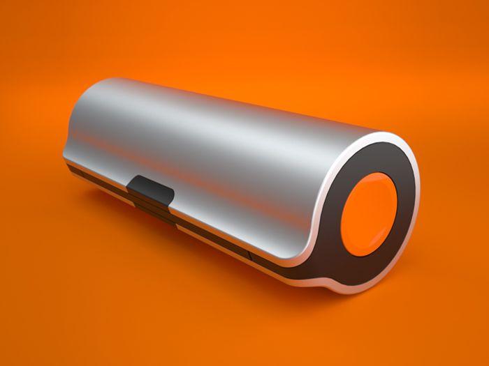 オランダのデザインチームWaacsが、「現代の人々が電源に振り回されないために」と生み出したのは、Rollable Solar Charger。