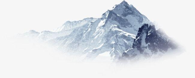 Snow Mountain Watercolor Mountains Watercolor Images Mountain Clipart