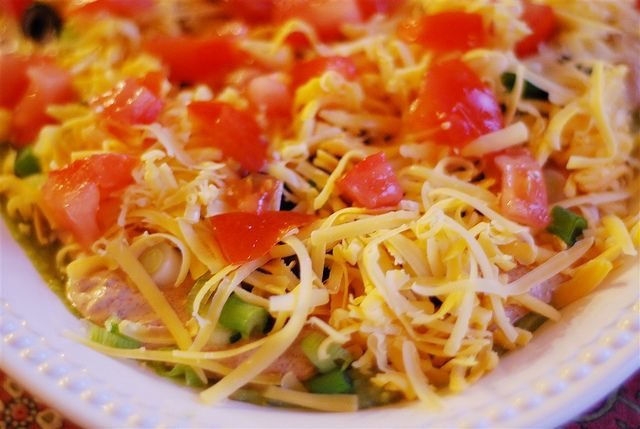 Mexican Layered Dip or 7 Layer Dip  @yourhomebasedmom,   #recipes, #appetizers