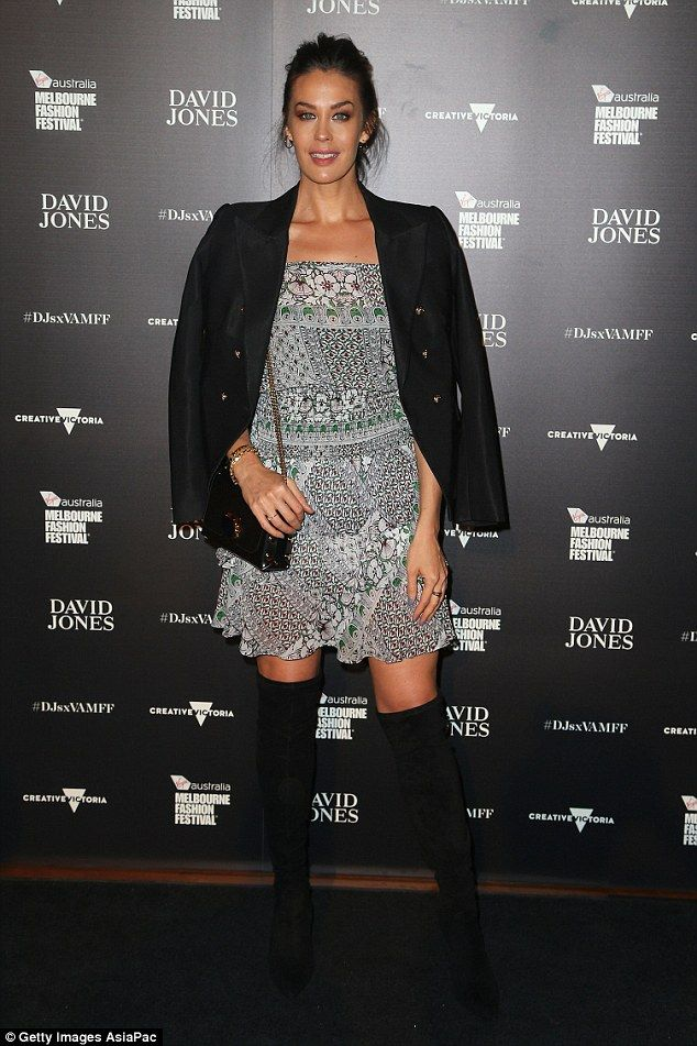 'It's a great way to keep her memory alive': As Megan Gale prepares to take the reigns as a permanent judge on ANTM, she wants to make sure her predecessor, the late Charlotte Dawson, isn't forgotten