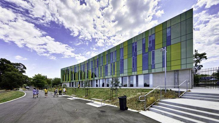 art school buildings   Balwyn High School Art and Design Building - CEFPI Australasia: Where ...