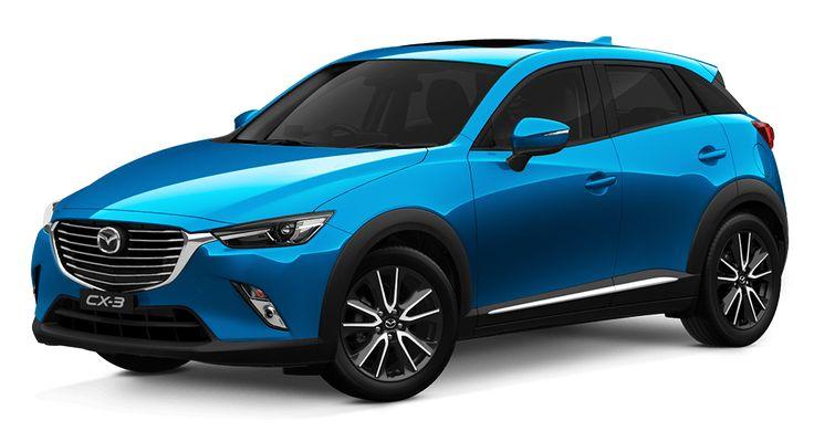 Mazda CX-3 | Australia's Best Small SUV