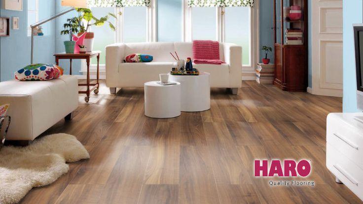 HARO Tritty 250 Laminate Floor Burnaby Vancouver 604-558-1878