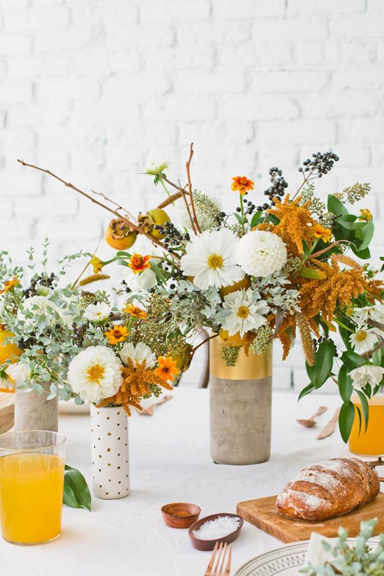 fall table ideas | designlovefest