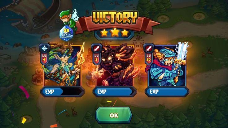 KIngdom Defense - Heroes Legend TD - Offline Tower Defense game