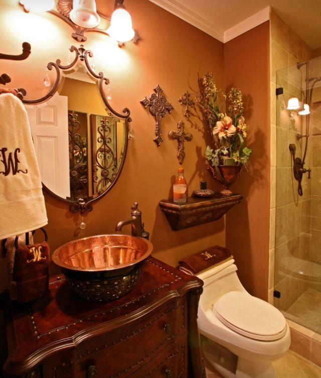 Best 25 Tuscan Kitchens Ideas On Pinterest: Best 25+ Tuscan Bathroom Decor Ideas On Pinterest