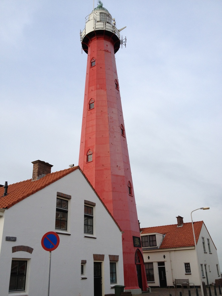 Lighthouse Scheveningen, The Hague, Netherlands