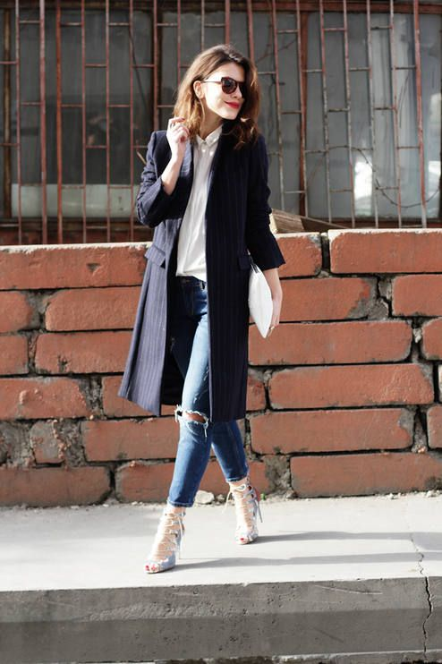A Zara Well-Dressed Total Look