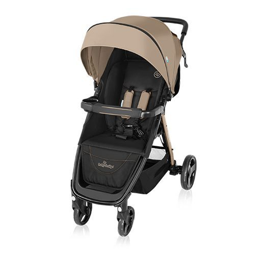 Baby Design Clever sport babakocsi - 2016 Beige 09