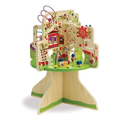 Activity Toy Tree Top Adventure Center Learning Play Kids Educational Toys #SD4U