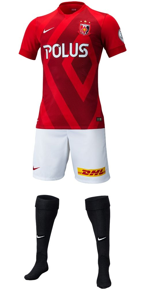 Urawa Red Diamonds / 浦和レッズ (J1) 2015 Nike Home