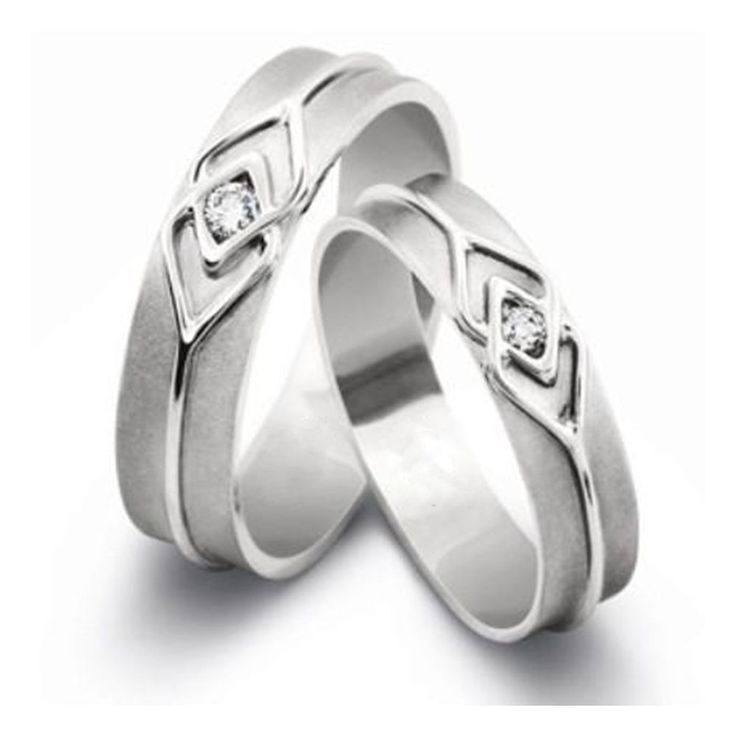 band ring plain silver pin bands rings sterling in engagement couple