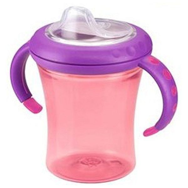 NUK Easy Learning Cup 6 M+ Cup 1 220ml BPA Free Silicone (8554-1)