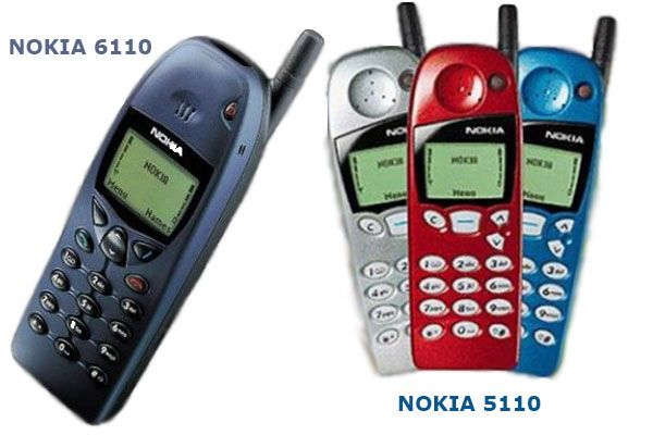 nokia phone old