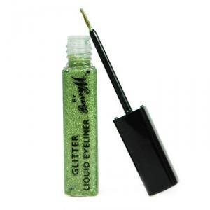 Barry M Cosmetics Glitter Liquid EyeLiner - Green