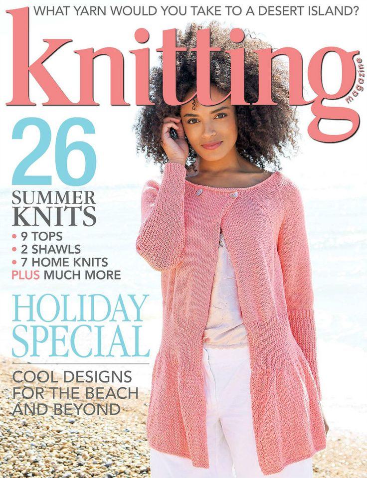Knitting №157 2016 - 轻描淡写 - 轻描淡写