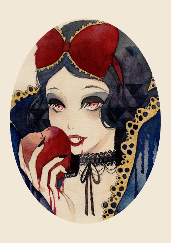 Snow White by LoveSoup.deviantart.com