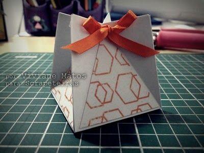 Party favour box + tutorial