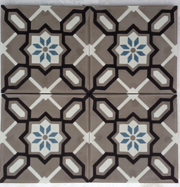 79 best carreaux de ciment k 39 ro images on pinterest ceme - Carreaux ciment patchwork ...