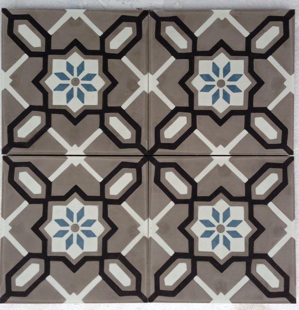79 best carreaux de ciment k 39 ro images on pinterest ceme - Carreaux ciment patchwork ...