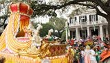 New Orleans, LA. Mardi Gras is coming up! One day... For the Jambalaya and Beignets.