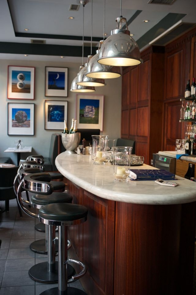 Black And Blue Bar London