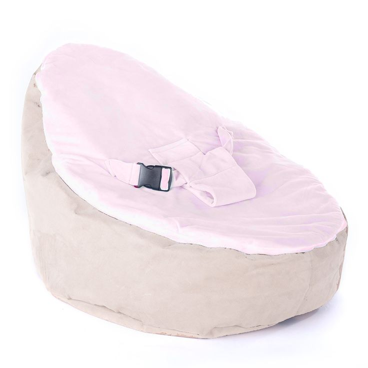 Baby Beanbags - Baby Pink Bubby Beans