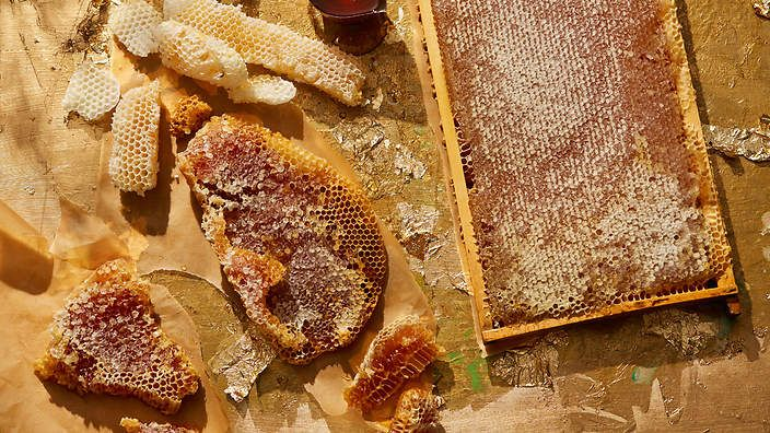 The seasonal cook: honey : SBS Food