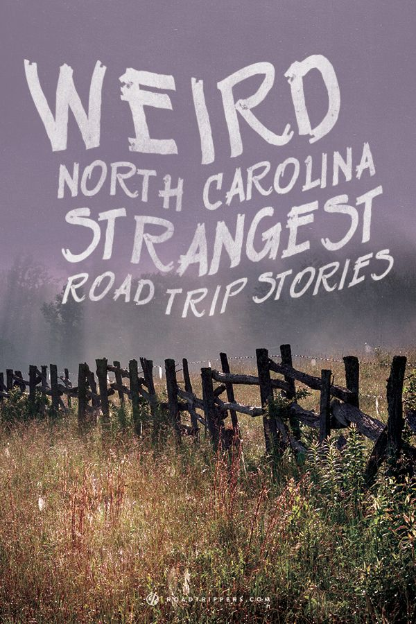 Visit the Devils Tramping Ground and more in weird North Carolina.