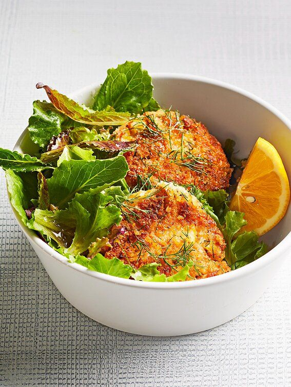 Sweet Potato And Tuna Patties Better Homes And Gardens