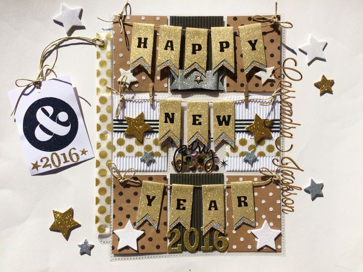 Pocket Letter - Theme: Happy New Year!