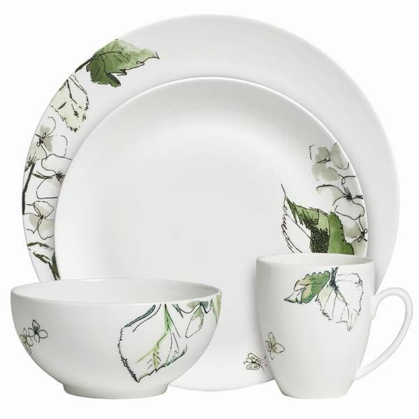 vera wang wedgwood dinnerware floral leaf collection fine china dining u0026 macyu0027s broke a bowl
