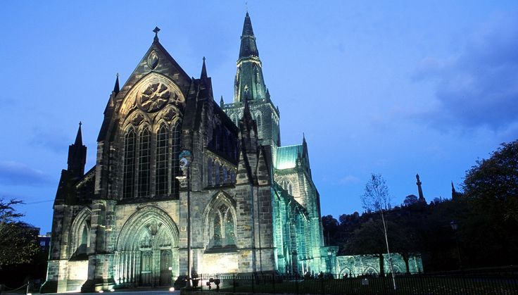 """""""A fantastic way to travel back in time"""". Just 10 minutes walk from the city centre, it's the only medieval cathedral on the Scottish mainland to have survived the 1560 Reformation almost entirely intact."""