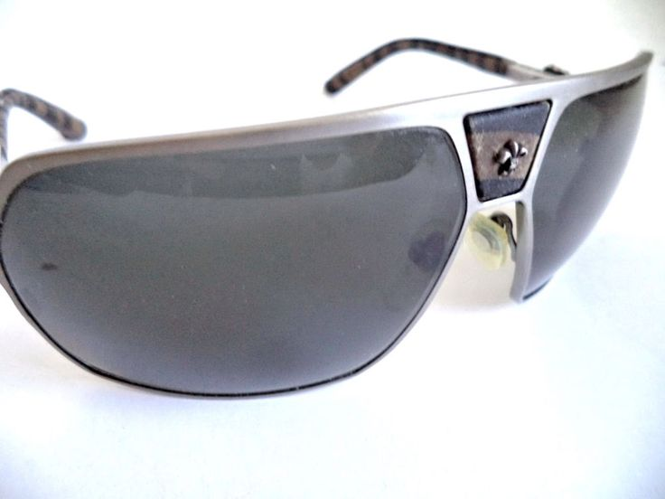 Chrome Hearts Aviator Sunglasses Rare Double D Men s Zeiss sword dagger wrap  | eBay