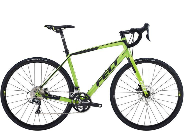 VR40 - Felt Bicycles