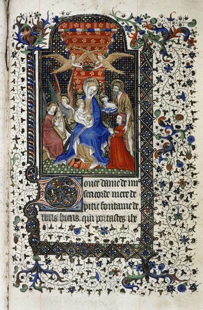 Bodleyan Library Liturg.100