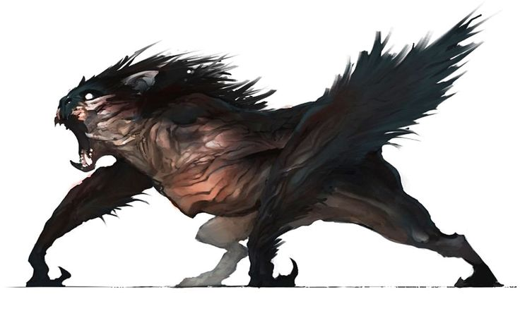 Monster Design from Castlevania: Lords of Shadow - Mirror of Fate