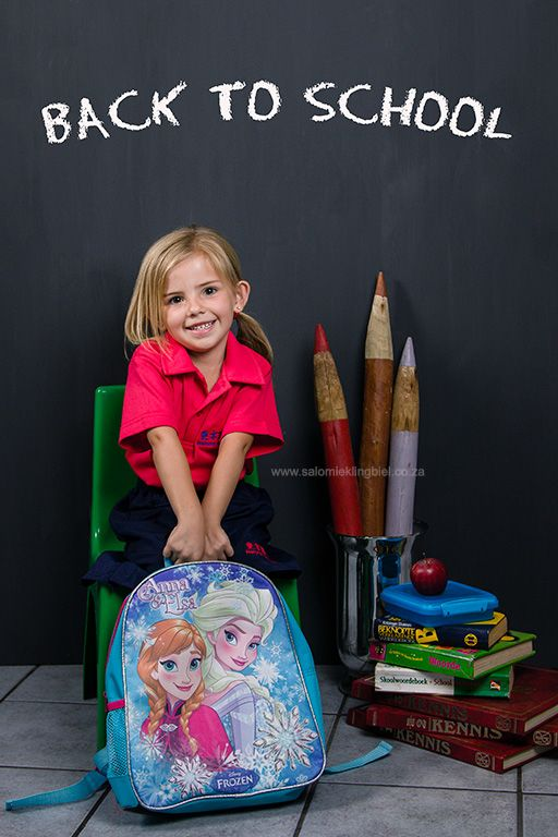 2016 Back to School Portrait - Gabriella