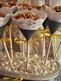 .Oh Sugar Events: Grey and Yellow Shower