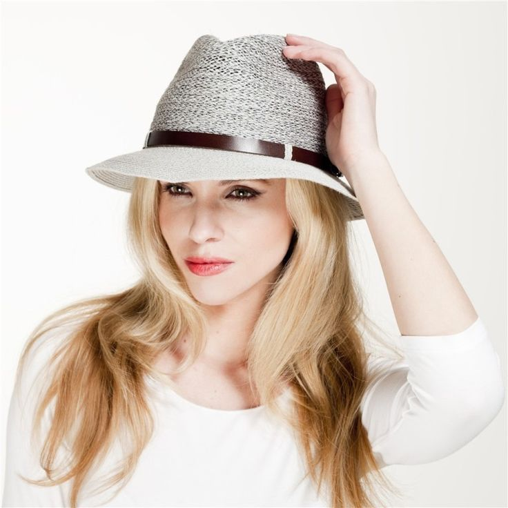 The Hottest Women's Hat Trends for Summer 2014 ... Decent-hats └▶ └▶ http://www.pouted.com/?p=37325