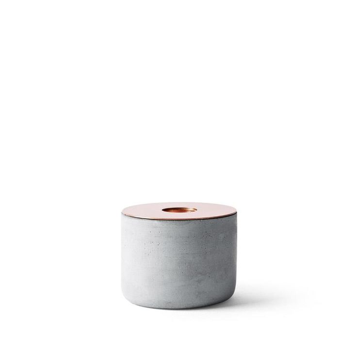 Chunk of Concrete, copper, medium, Andreas Engesvik, Menu