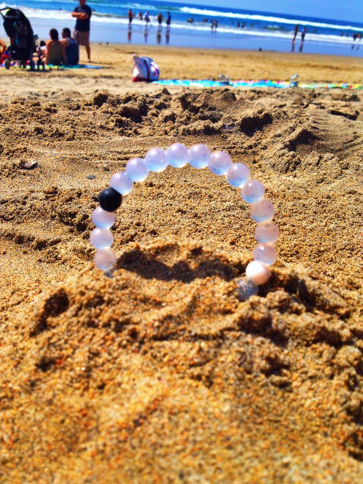 The Lokai Bracelet. A must have this summer. Black and ...