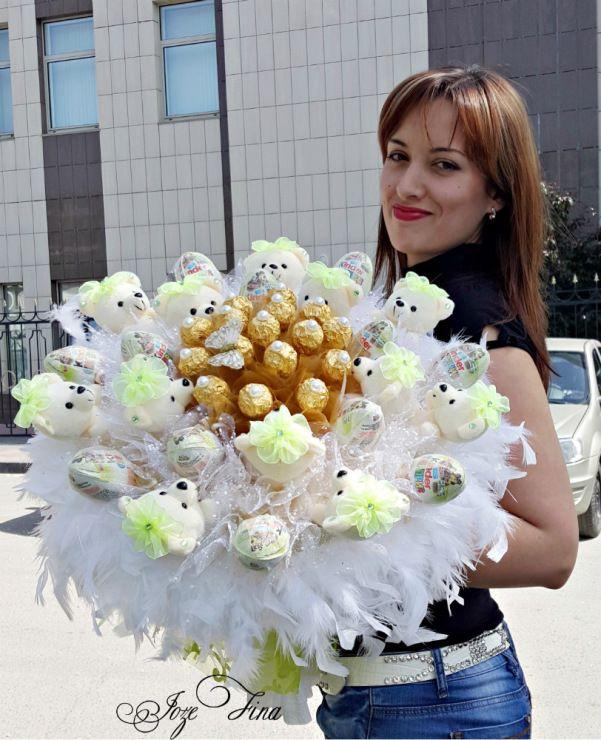 (65) Gallery.ru / Фото #31 - БУКЕТЫ ИЗ ИГРУШЕК - jozefina-sweet
