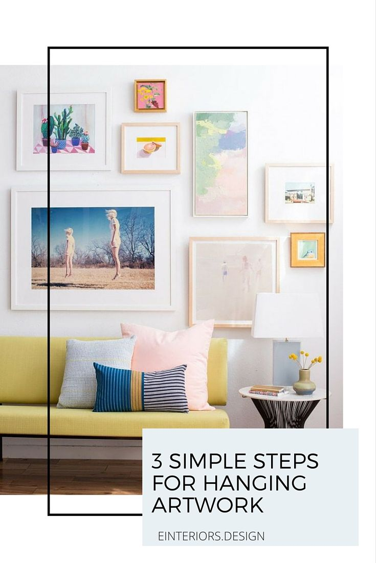 How To Hang Art 19 best how to display & hang artwork images on pinterest | home
