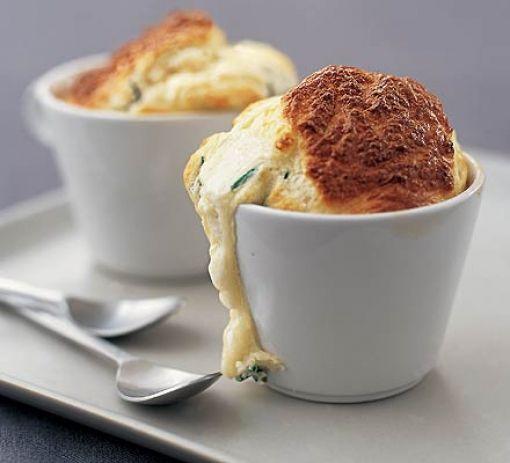 Peynir Souffle