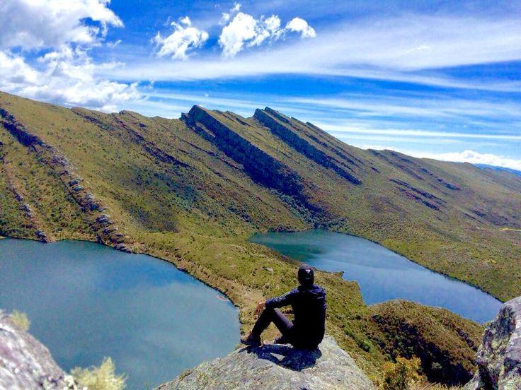 Laguna de Siecha - Guasca, Cundinamarca